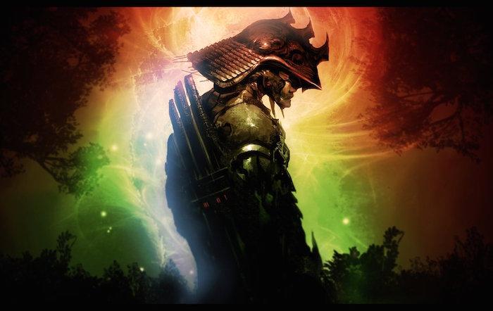 spirit_of_a_samurai_warrior_by_darklinkiv