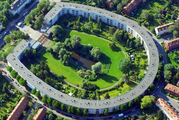 Siedlungen der Berliner Moderne gehören jetzt zum Weltkulturerbe