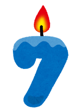 candle_number7