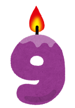 candle_number9