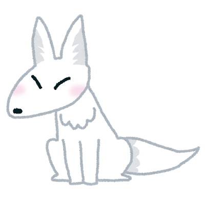 animal_kitsune_white