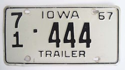 vintage-iowa-1967-trailer-license-plate-o-brien-county-444-triple-number-c646a389afaaad671034b3d4d089da87