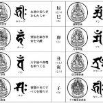 神聖な文字|梵字(ぼんじ)の由来。秘める力と取り扱い注意点